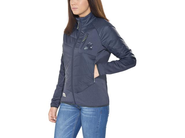 Maloja W's BeavertonM. Hybrid Primaloft Jacket nightfall